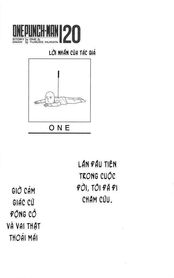 Onepunch Man - Cú đấm hủy diệt  chap 156 - Truyenmoi.xyz