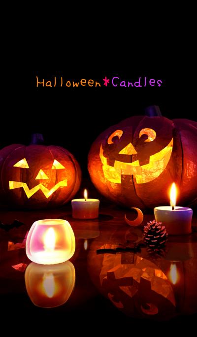 Halloween*Candles