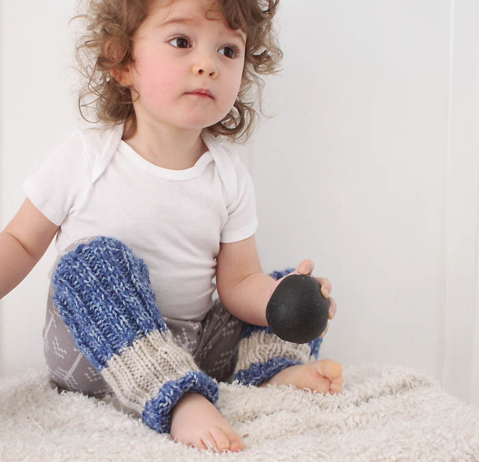 Toddler Legwarmers Free Knitting Pattern