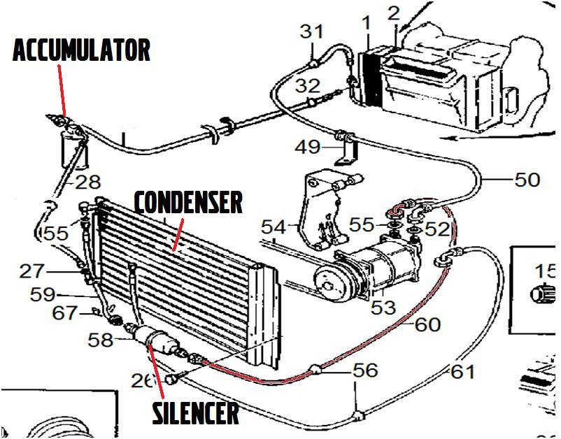 wiring diagram volvo 240
