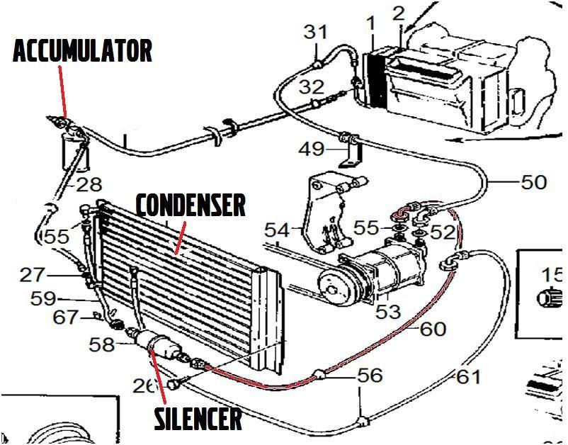 Fil on 1991 Volvo 240 Engine Diagram
