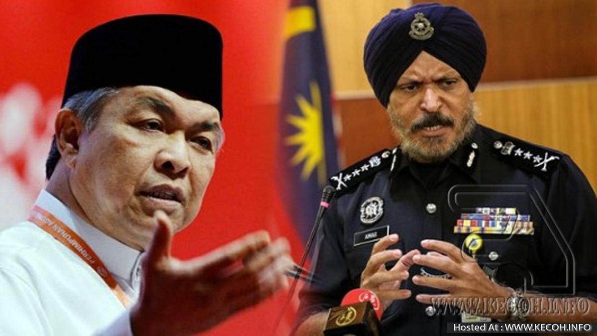 Umno Mahu Butiran Penuh Rampasan Polis Di Rumah Najib