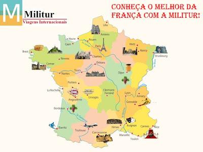 França, viagens, viagem, turismo, agência de viagens, roteiros, pacotes, promoção, viagens baratas