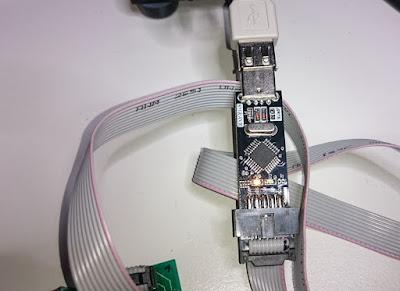 OH2DD - CW kisakone USB liitäntä