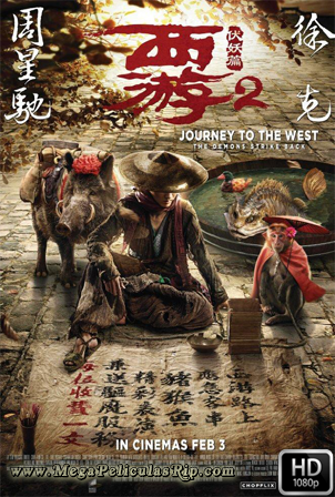 Journey to the West The Demons Strike Back 1080p