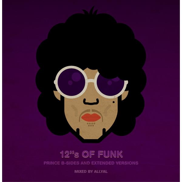 Prince-Mixtape mit B-SIDES und EXTENDED VERSIONS