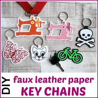 KeyChains wesens-art.blogspot.com