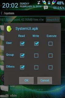 Cara edit systemui dengan Xposed