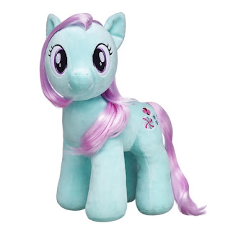 MLP Minty Build-a-Bear Plush