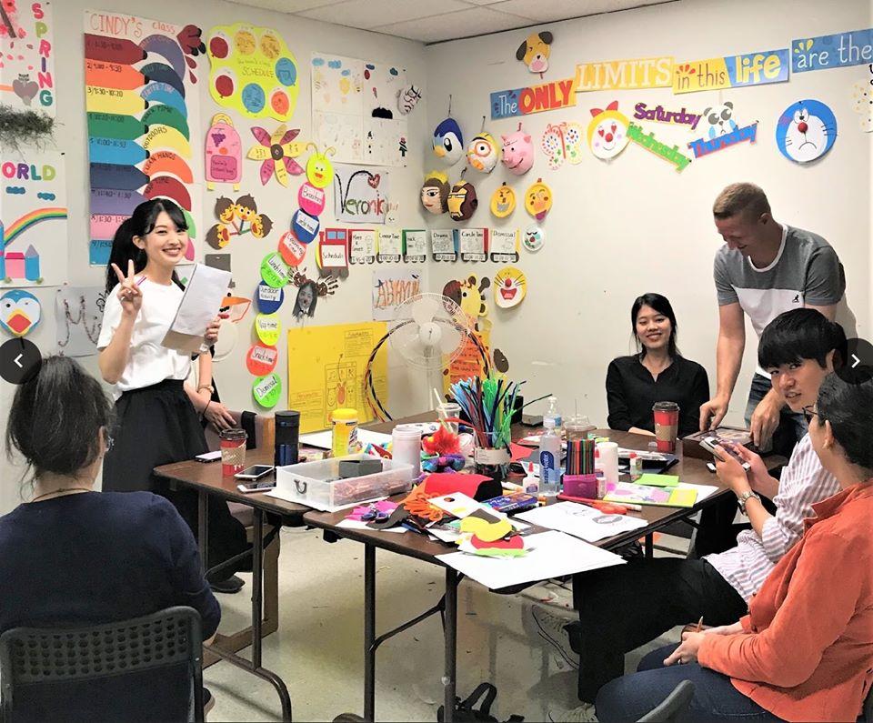 WAPJカナダで児童英語教育を学ぶ4週間の短期集中プログラムWAPJ
