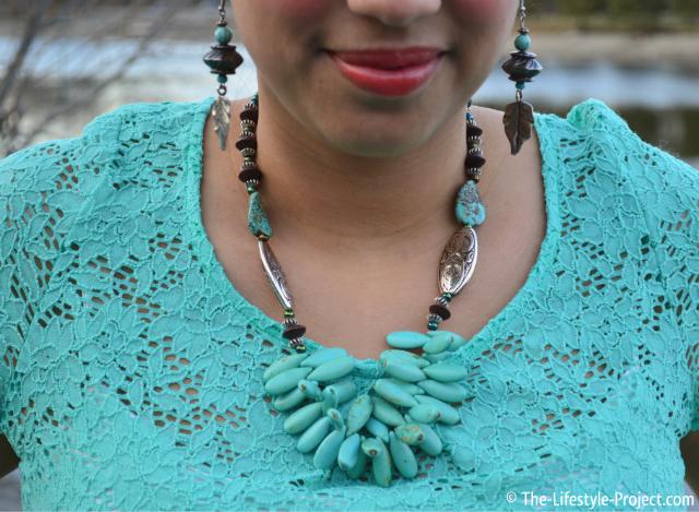 Turquoise-Lace-Peplum