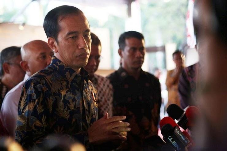 Jokowi Sebut Isu Daya Beli Turun Dibikin Orang Politik untuk 2019