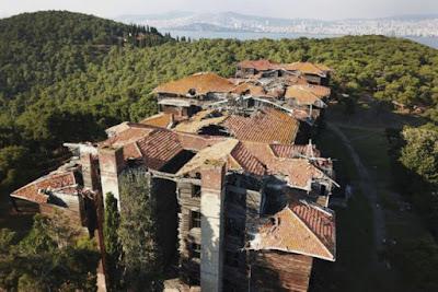 Το ελληνικό ορφανοτροφείο στα Πριγκηπονήσια ανάμεσα στα επτά πιο απειλούμενα μνημεία