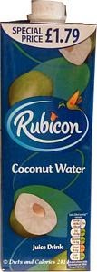 Rubicon coconut water