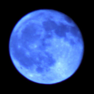 Blue Moon Is Here Again Tonight