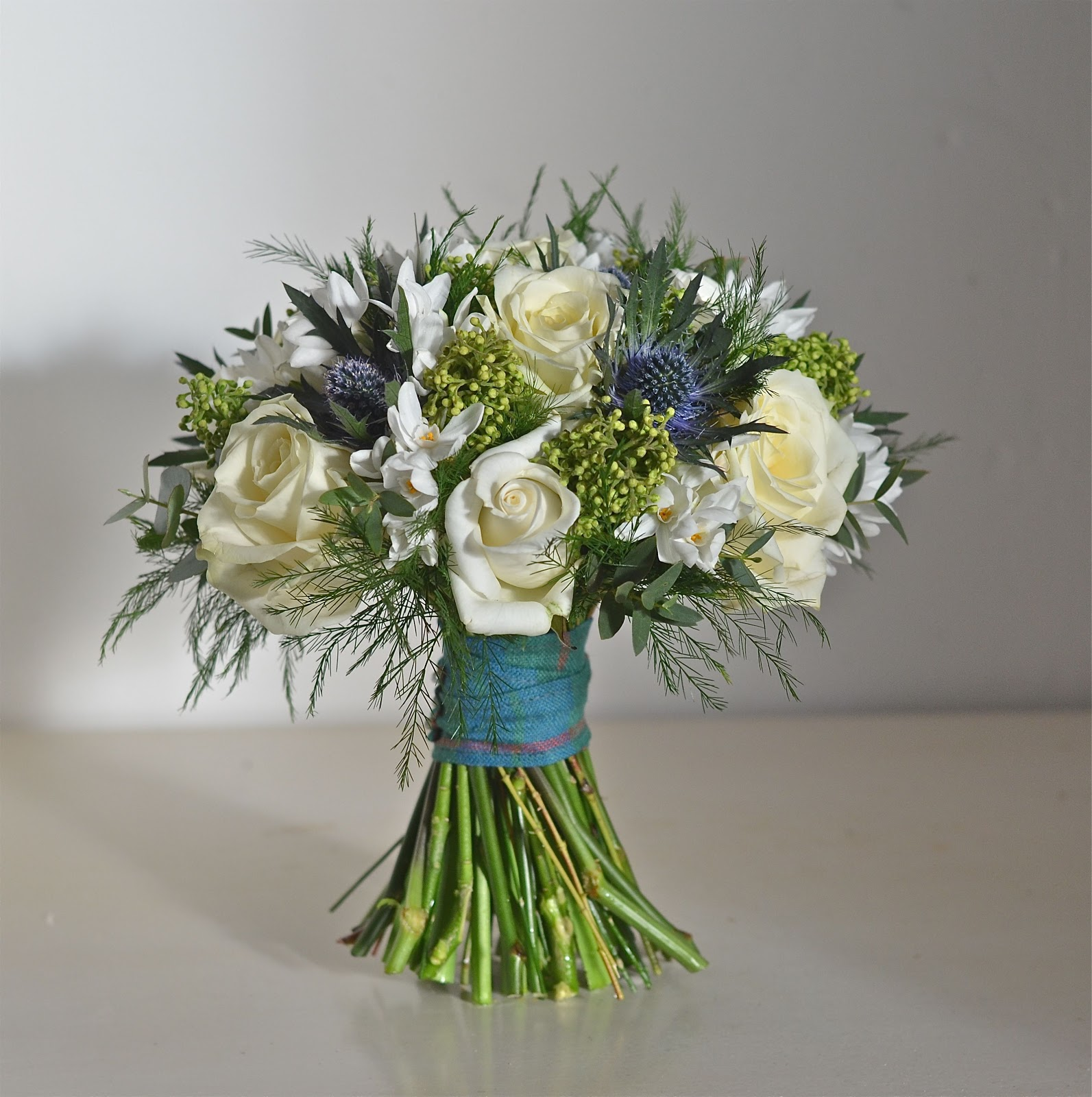 Wedding Flowers: Wedding Flowers Blog: Helen's Wedding Flowers, Roses And