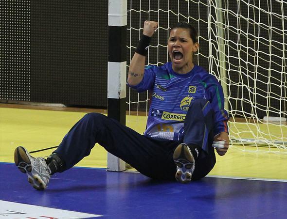 Mayssa Pessoa - Brasil Handball