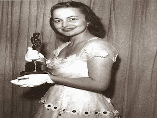 Oscar winner Olivia De Havilland birthday