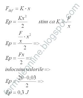 fizica clasa 9 problema rezolvata 108