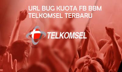 Cara Mengubah Kuota FB BBM Telkomsel Jadi Kuota Flash/Reguler