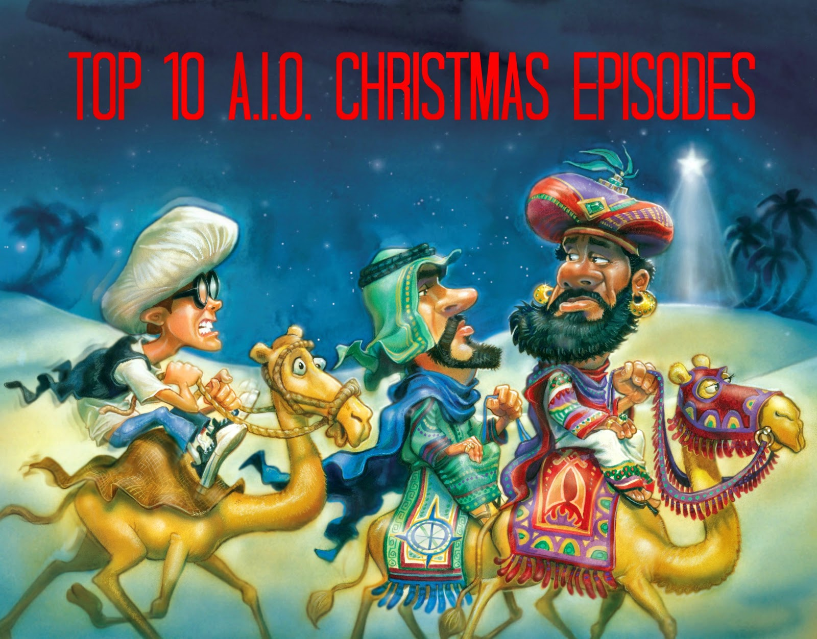 Top 10 Adventures In Odyssey Christmas Episodes Audio
