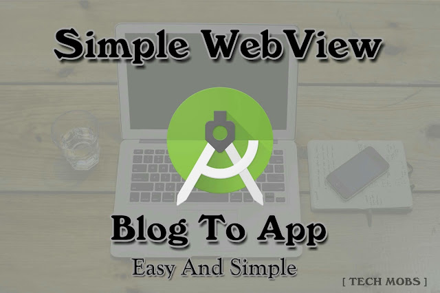 Simple WebView Application