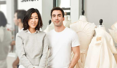 FASHION AND BEAUTY'S A-Z, O is for the new designers, Laura Kim and Fernando Garcia at Oscar de l Renta