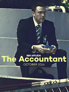 The Accountant - visione cinematografica