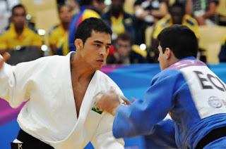 Judoca Registrense classificado para vaga Olímpica para os Jogos de 2020 no Japão