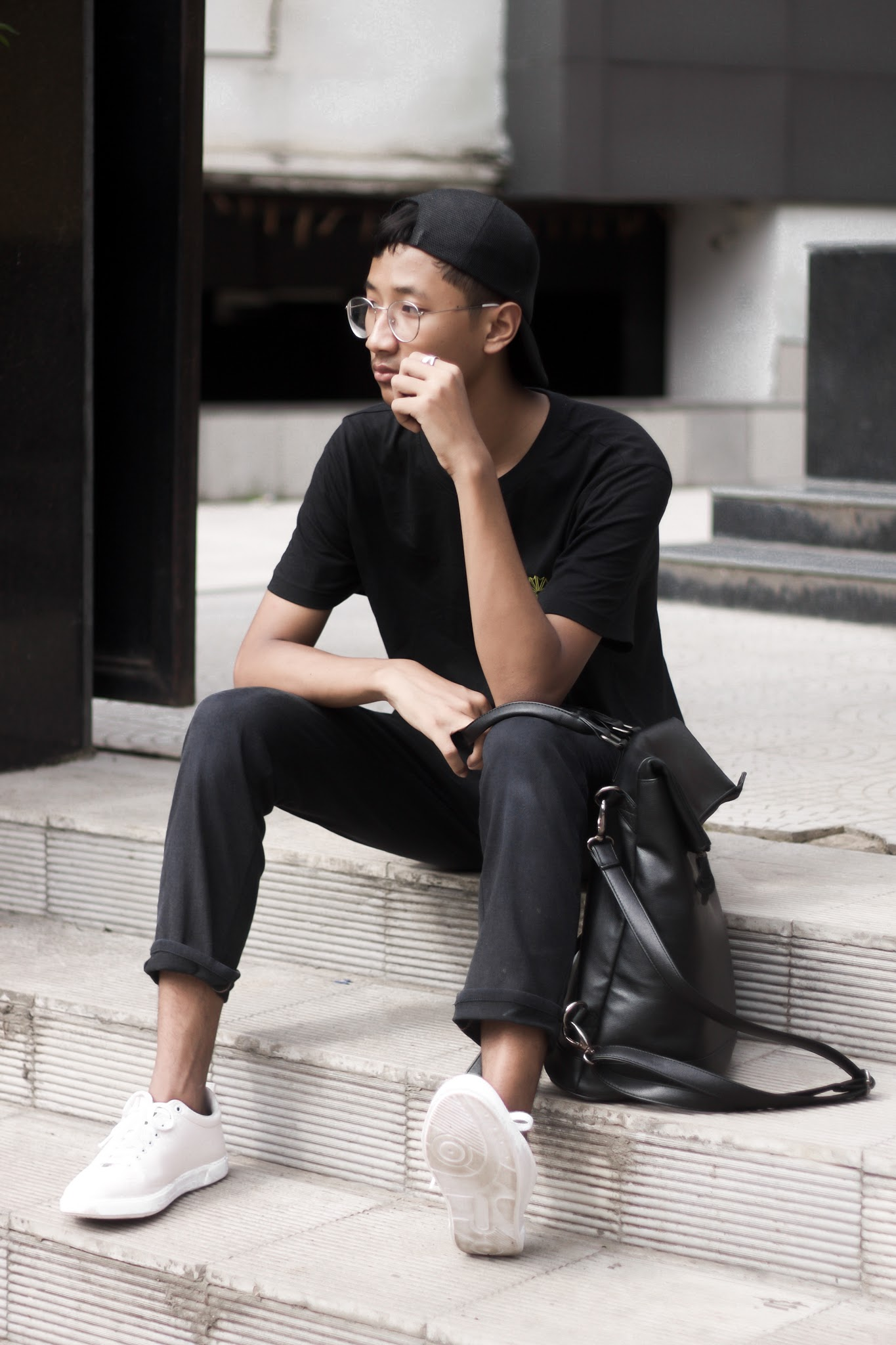 TheQuirkyMinimal by Kangkan Rabha Indian Menswear fashion blog Five Ways To Convince Yourself To Buy Another White Sneakers