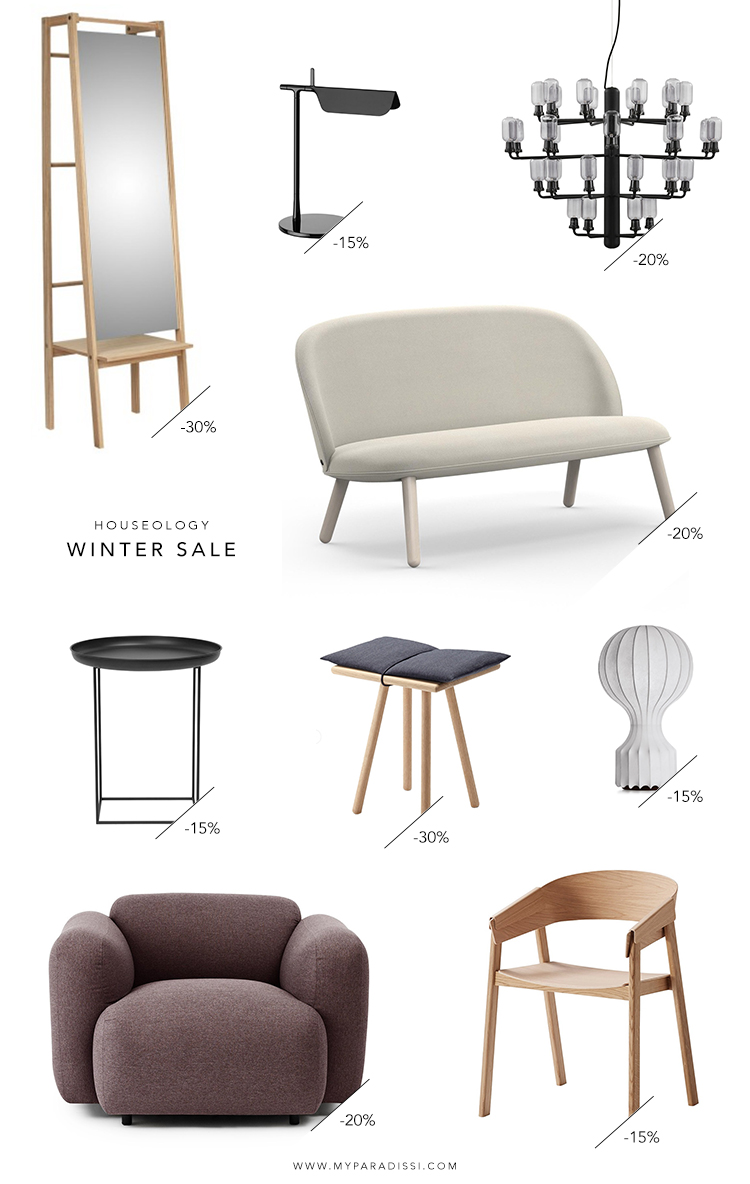 Designer furniture and houseware on sale at Houseology