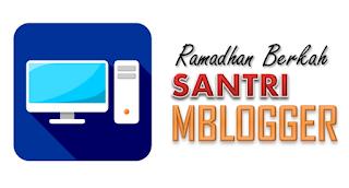 Santri Mblogger, Kursus Blog Bulan Puasa
