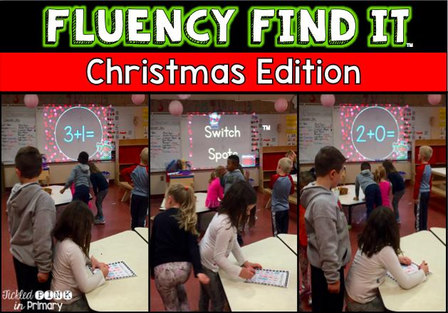 Christmas Fluency - Christmas Edition
