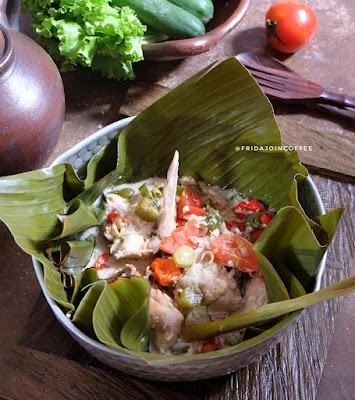 Resep Garang Asem Ayam Ala Rumahan Simpel By @fridajoincoffee