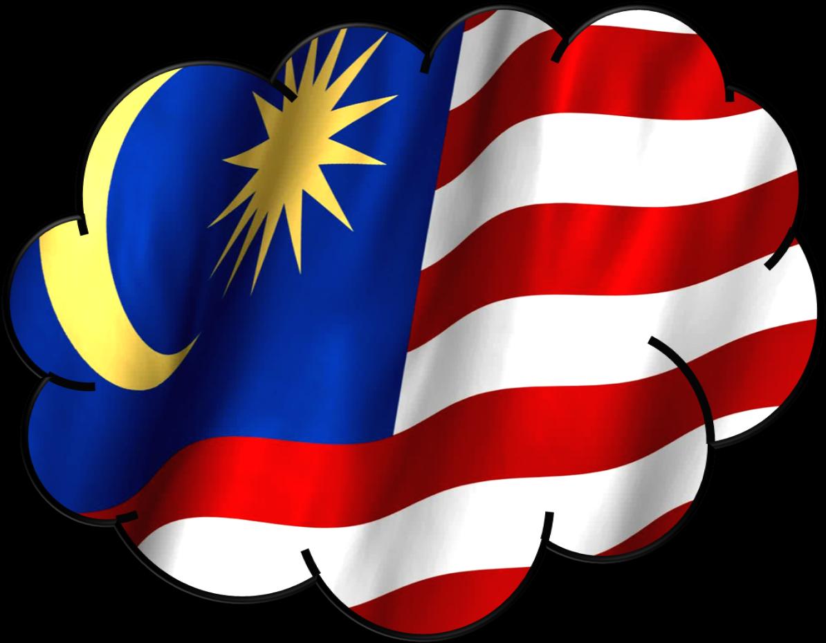 Genius Kids Zone Bendera Malaysia Berbagai Bentuk