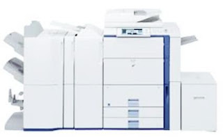 Sharp MX-7000N printer drivers download and Install