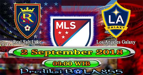 Prediksi Bola855 Real Salt Lake vs Los Angeles Galaxy 2 September 2018