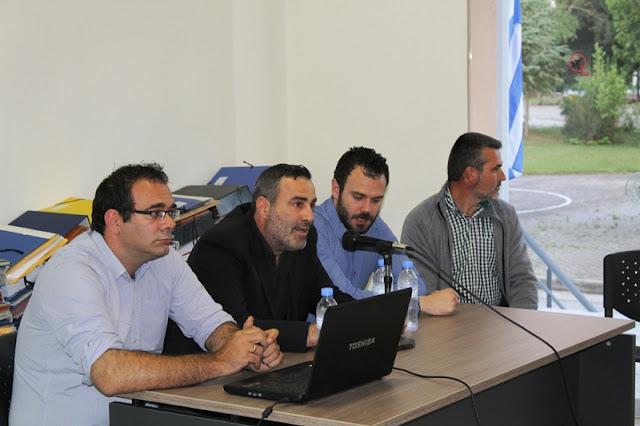 Με επιτυχία ολοκληρώθηκε η εκδήλωση ενημέρωσης αγροτών του Δήμου Λαρισαίων για την ανάπτυξη της πρωτογενούς τομέα στην Κοιλάδα
