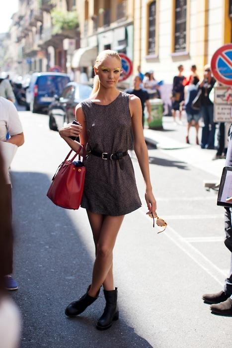 Candice Swanepoel Style