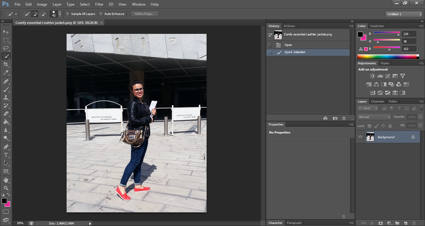 Learn how to blur your background without using a camera lens
