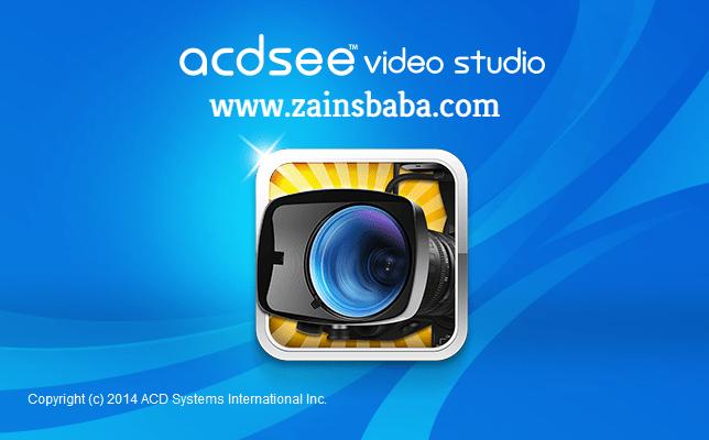 ACDSee Video Studio 2.0.0.588 + Keygen