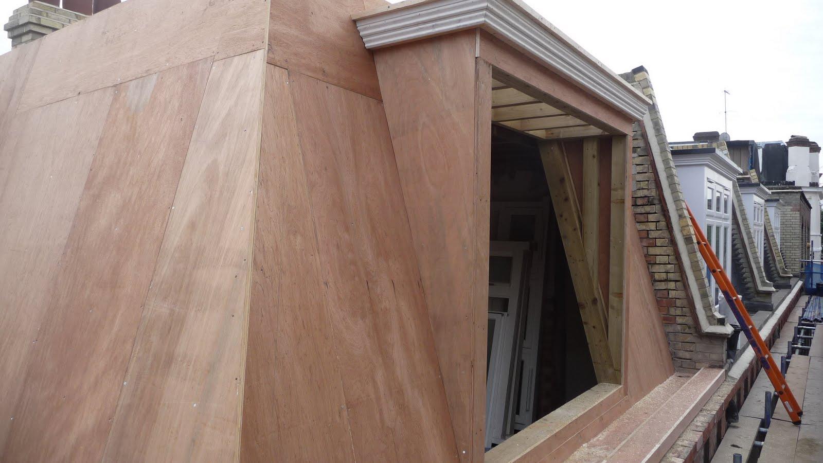 Woodenbother Mansard Roof Construction