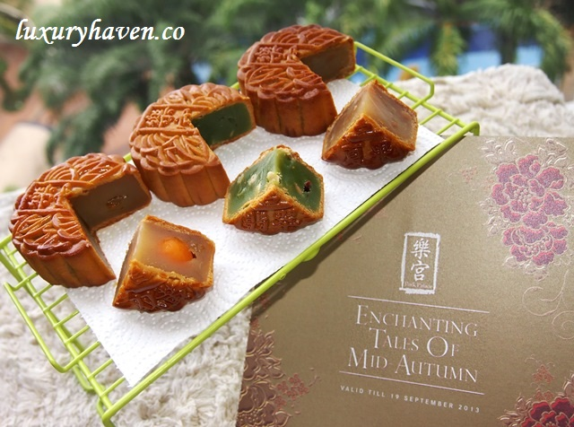 mid-autumn festival park hotel group traditional mooncakes review