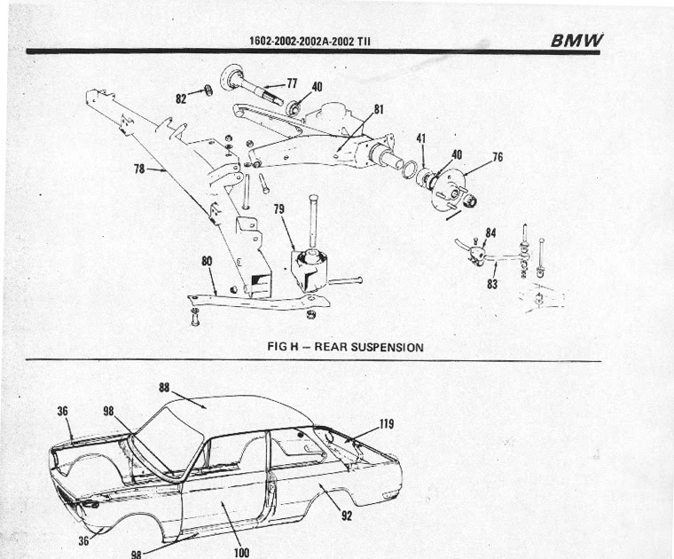 repair-manuals: BMW 2002 Repair Manuals