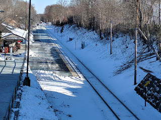 MBTA: Commuter Rail schedule change for Friday, Jan 5