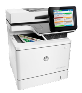 HP Color LaserJet M577z Driver Download