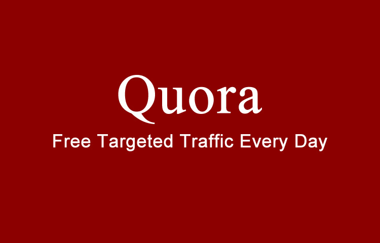 Drive Thousands of Visitors From Quora