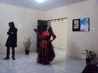 """Peça teatral """"ACONTECEU NA CASA ESPÍRITA"""" encenada na S.E. Allan Kardec"""