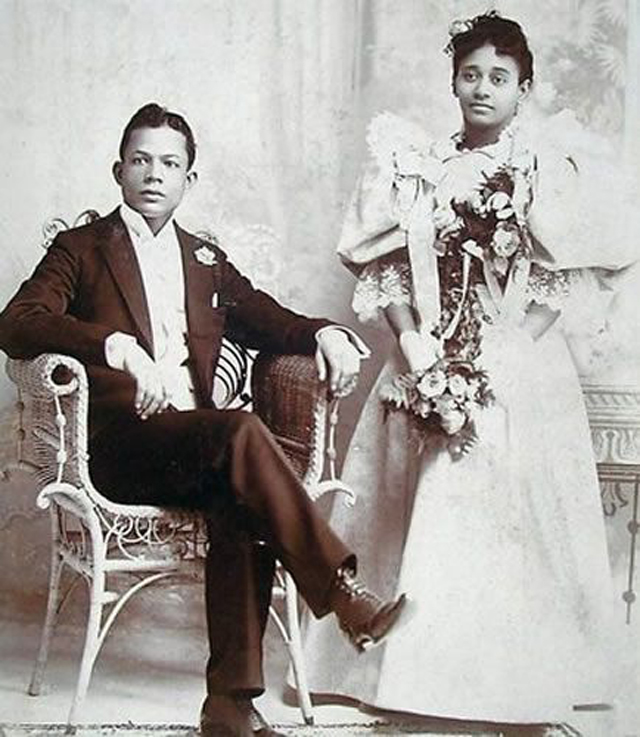Well known 24 Charming Black and White Photos of African-American Weddings in  UV67