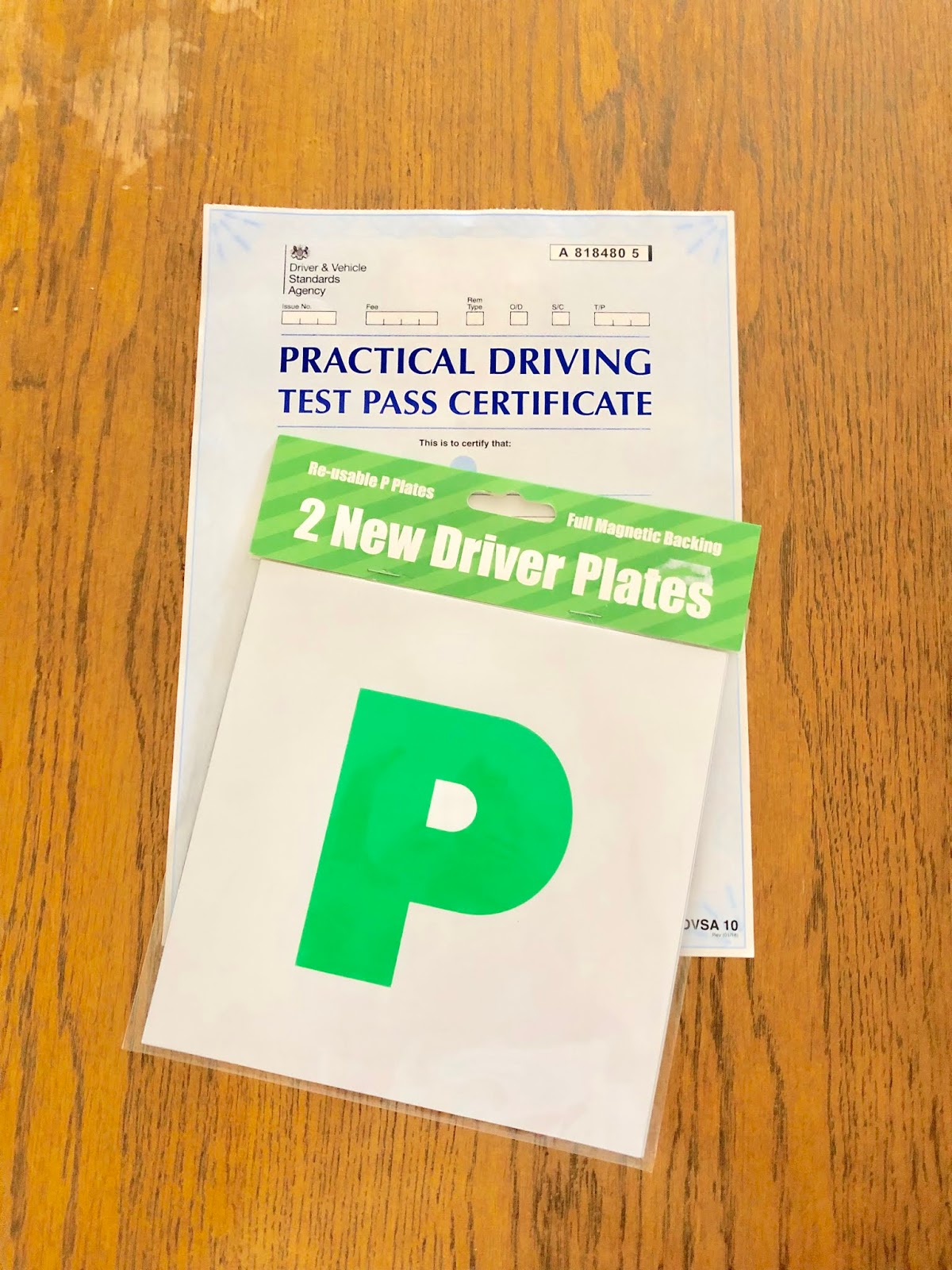 My Driving Test Experience